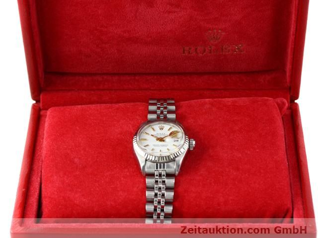 Used luxury watch Rolex Datejust steel / gold automatic Kal. 2030 Ref. 6917  | 140263 07