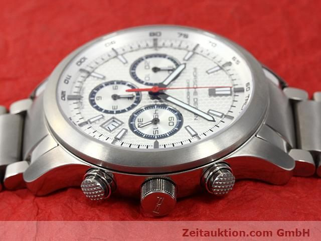 Used luxury watch Porsche Design Dashbord titanium automatic Kal. ETA 2824-2 Ref. 6612.11/13  | 140266 05