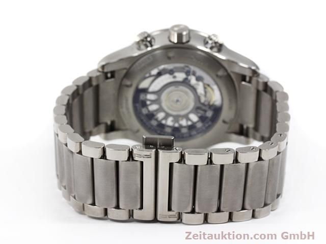 Used luxury watch Porsche Design Dashbord titanium automatic Kal. ETA 2824-2 Ref. 6612.11/13  | 140266 12
