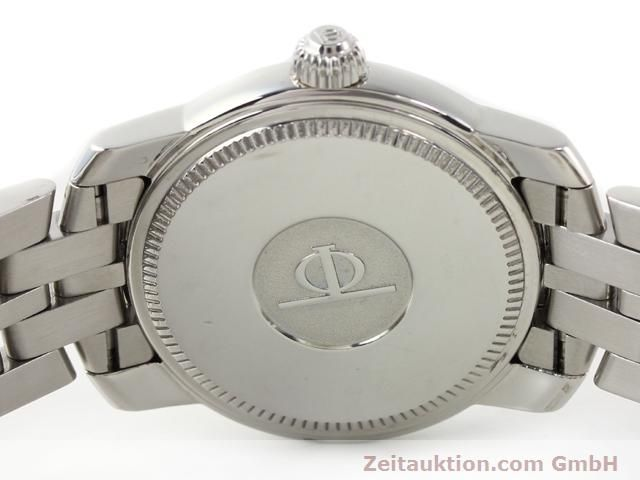 Used luxury watch Baume & Mercier Capeland steel quartz Kal. 11425 (ETA 955112) Ref. MV045214  | 140270 09