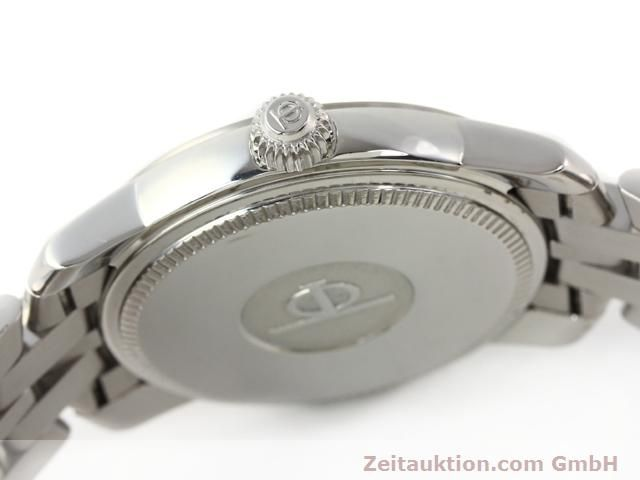 Used luxury watch Baume & Mercier Capeland steel quartz Kal. 11425 (ETA 955112) Ref. MV045214  | 140270 10
