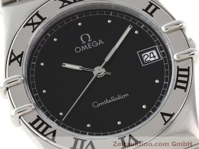 Used luxury watch Omega Constellation steel quartz Kal. 1438 ETA 255461  | 140271 02