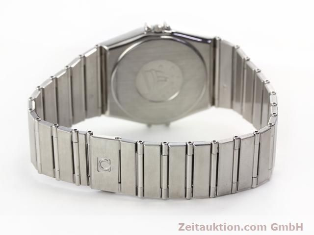 Used luxury watch Omega Constellation steel quartz Kal. 1438 ETA 255461  | 140271 12