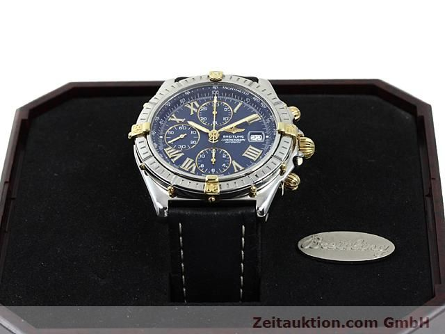 Used luxury watch Breitling Crosswind gilt steel automatic Kal. A.2 ETA 7750 Ref. B13055  | 140277 07