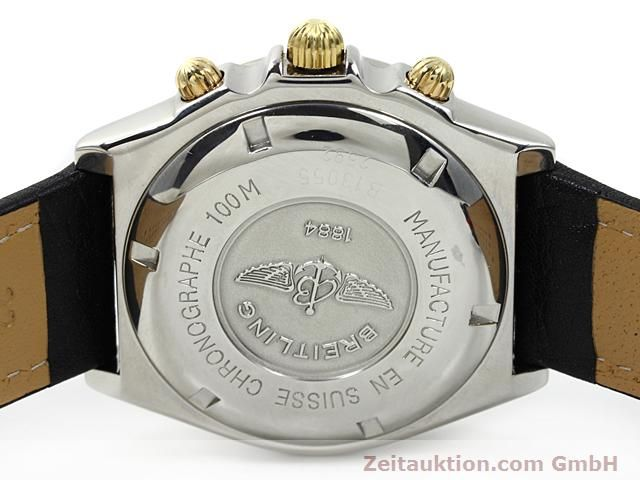 Used luxury watch Breitling Crosswind gilt steel automatic Kal. A.2 ETA 7750 Ref. B13055  | 140277 09