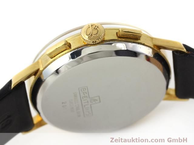 Used luxury watch Breitling Top Time gold-plated manual winding Kal. Venus 188  | 140284 11