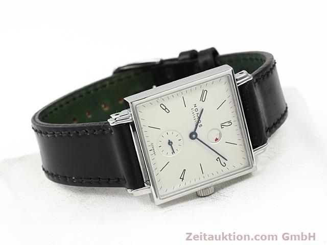 Used luxury watch Nomos Tetra steel manual winding Kal. 2546  | 140290 03