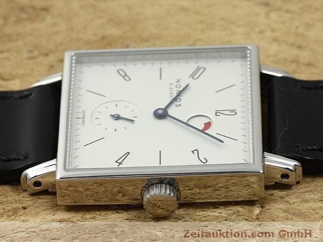 Used luxury watch Nomos Tetra steel manual winding Kal. 2546  | 140290 05