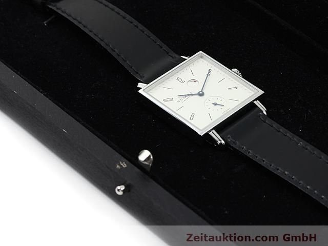 Used luxury watch Nomos Tetra steel manual winding Kal. 2546  | 140290 07