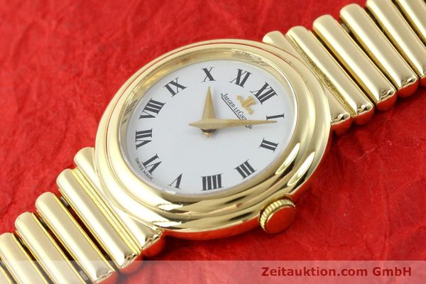 Used luxury watch Jaeger Le Coultre * 18 ct gold manual winding Kal. 839 Ref. 14129121  | 140299 01