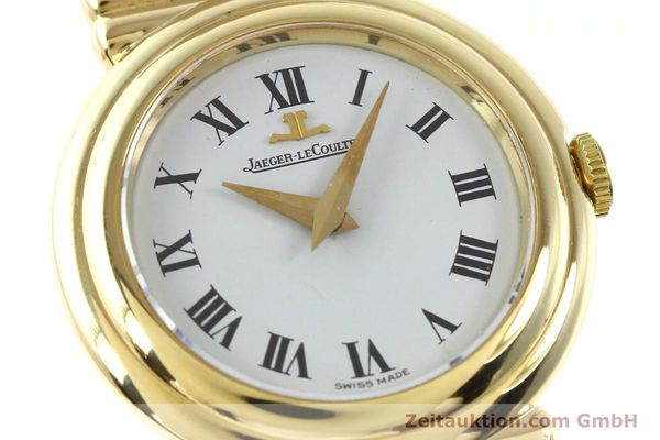 Used luxury watch Jaeger Le Coultre * 18 ct gold manual winding Kal. 839 Ref. 14129121  | 140299 02