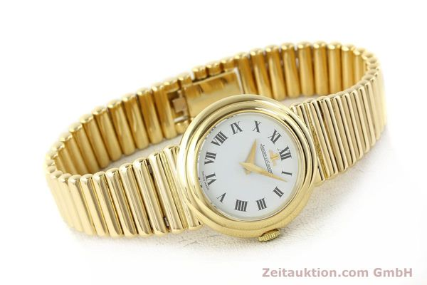 Used luxury watch Jaeger Le Coultre * 18 ct gold manual winding Kal. 839 Ref. 14129121  | 140299 03