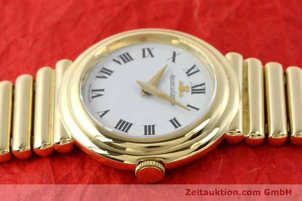 Used luxury watch Jaeger Le Coultre * 18 ct gold manual winding Kal. 839 Ref. 14129121  | 140299 05