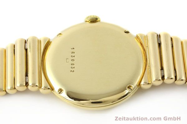 Used luxury watch Jaeger Le Coultre * 18 ct gold manual winding Kal. 839 Ref. 14129121  | 140299 08