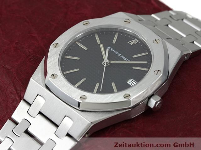 Used luxury watch Audemars Piguet Royal Oak steel quartz Kal. 2506 Ref. B97944  | 140301 01
