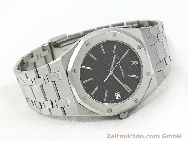 Used luxury watch Audemars Piguet Royal Oak steel quartz Kal. 2506 Ref. B97944  | 140301 03
