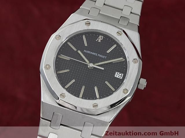 Used luxury watch Audemars Piguet Royal Oak steel quartz Kal. 2506 Ref. B97944  | 140301 04