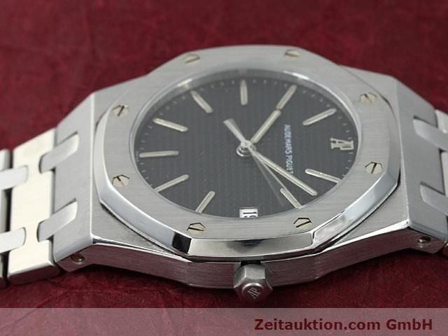 Used luxury watch Audemars Piguet Royal Oak steel quartz Kal. 2506 Ref. B97944  | 140301 05