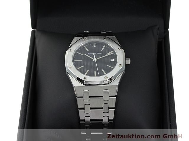Used luxury watch Audemars Piguet Royal Oak steel quartz Kal. 2506 Ref. B97944  | 140301 07