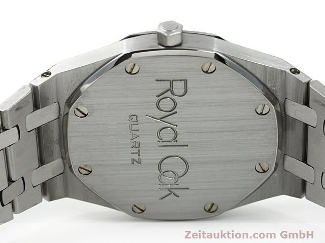 Used luxury watch Audemars Piguet Royal Oak steel quartz Kal. 2506 Ref. B97944  | 140301 08