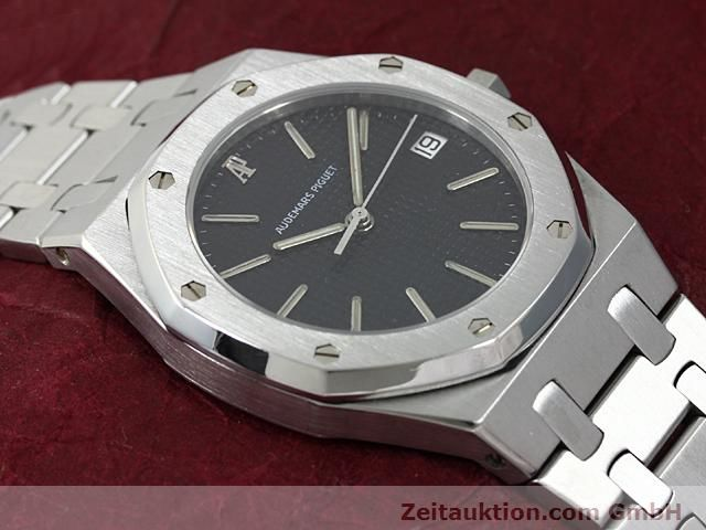 Used luxury watch Audemars Piguet Royal Oak steel quartz Kal. 2506 Ref. B97944  | 140301 14