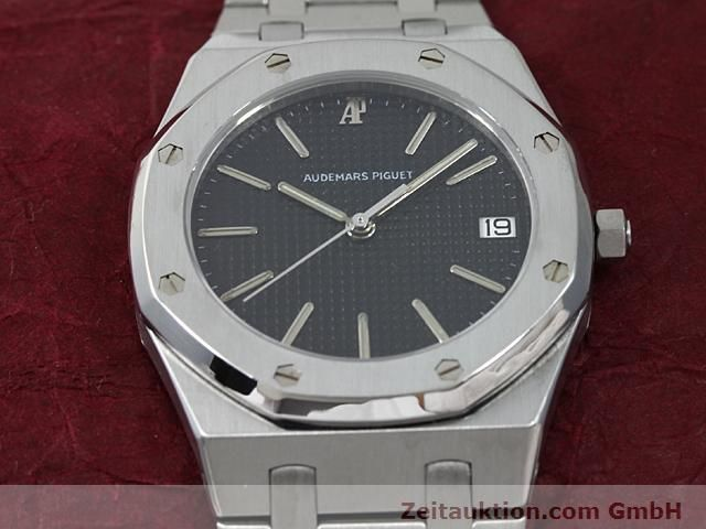 Used luxury watch Audemars Piguet Royal Oak steel quartz Kal. 2506 Ref. B97944  | 140301 15