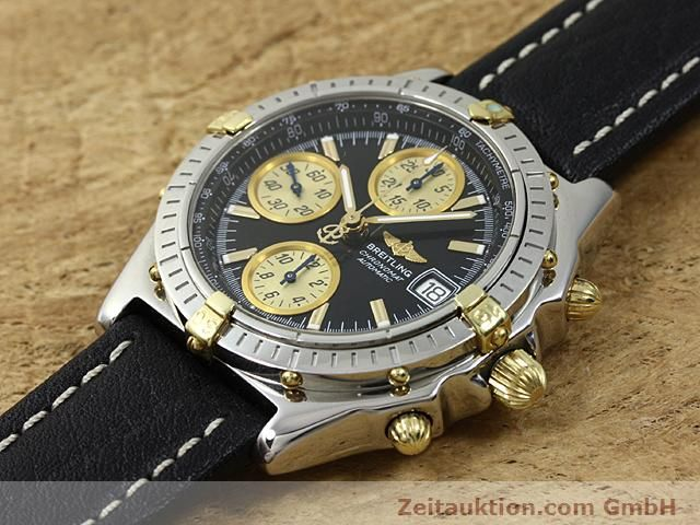 Used luxury watch Breitling Chronomat steel / gold automatic Kal. B1 (ETA 7750) Ref. B130501  | 140302 01