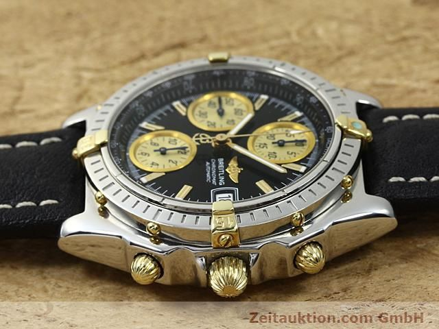 Used luxury watch Breitling Chronomat steel / gold automatic Kal. B1 (ETA 7750) Ref. B130501  | 140302 05