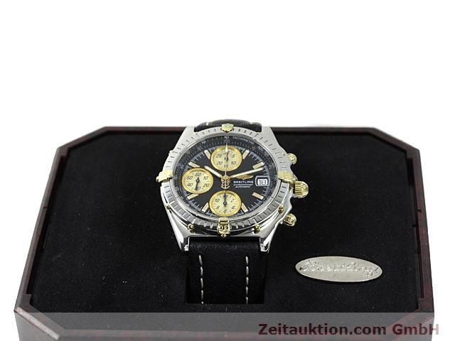 Used luxury watch Breitling Chronomat steel / gold automatic Kal. B1 (ETA 7750) Ref. B130501  | 140302 07