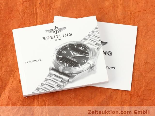 Used luxury watch Breitling Aerospace titanium quartz Ref. F65062  | 140307 12