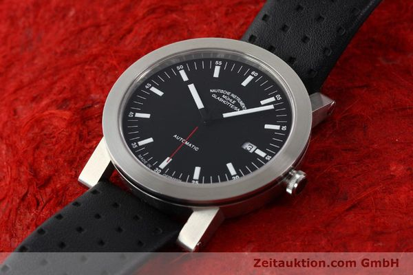 Used luxury watch Mühle * steel automatic Kal. ETA 2824-2 Ref. M12103  | 140310 01