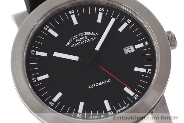 Used luxury watch Mühle * steel automatic Kal. ETA 2824-2 Ref. M12103  | 140310 02