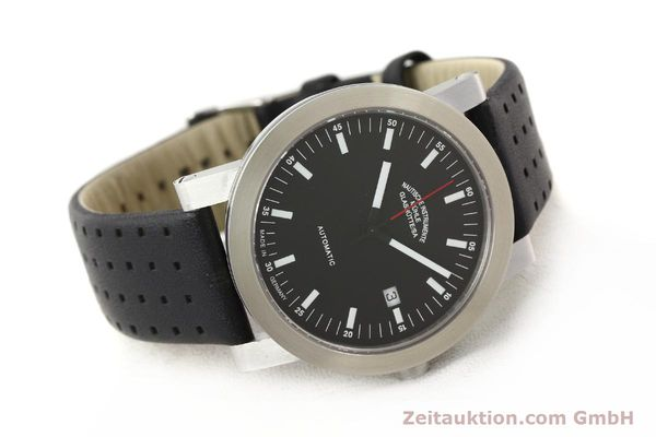 Used luxury watch Mühle * steel automatic Kal. ETA 2824-2 Ref. M12103  | 140310 03