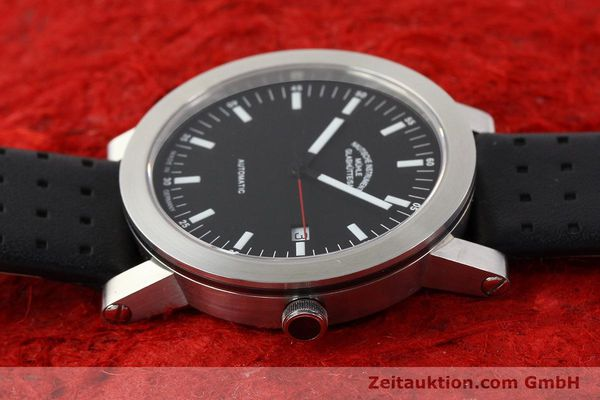 Used luxury watch Mühle * steel automatic Kal. ETA 2824-2 Ref. M12103  | 140310 05