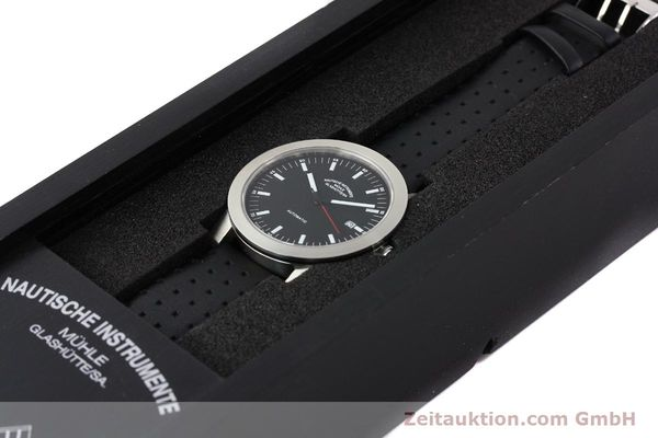 Used luxury watch Mühle * steel automatic Kal. ETA 2824-2 Ref. M12103  | 140310 07