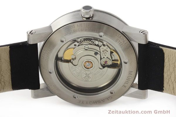 Used luxury watch Mühle * steel automatic Kal. ETA 2824-2 Ref. M12103  | 140310 09