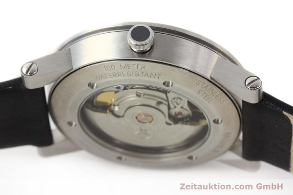 Used luxury watch Mühle * steel automatic Kal. ETA 2824-2 Ref. M12103  | 140310 11