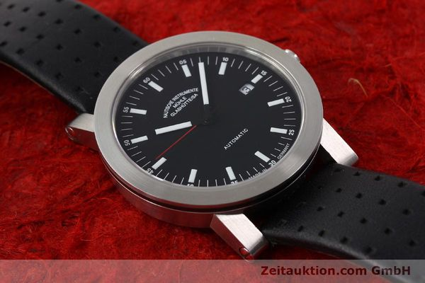 Used luxury watch Mühle * steel automatic Kal. ETA 2824-2 Ref. M12103  | 140310 15