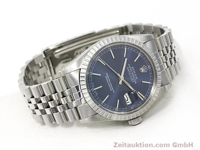 Used luxury watch Rolex Datejust steel automatic Kal. 3035 Ref. 16030  | 140311 03