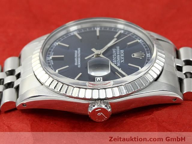 Used luxury watch Rolex Datejust steel automatic Kal. 3035 Ref. 16030  | 140311 05