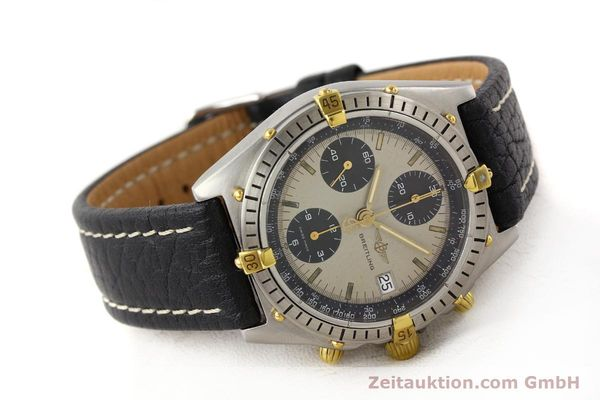 Used luxury watch Breitling Chronomat gilt steel automatic Kal. VAL 7750 Ref. B13048  | 140316 03
