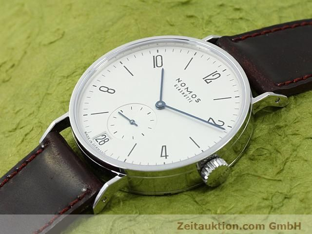 Used luxury watch Nomos Tangomat steel automatic Kal. 5891  | 140326 01