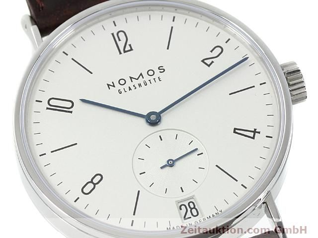 Used luxury watch Nomos Tangomat steel automatic Kal. 5891  | 140326 02