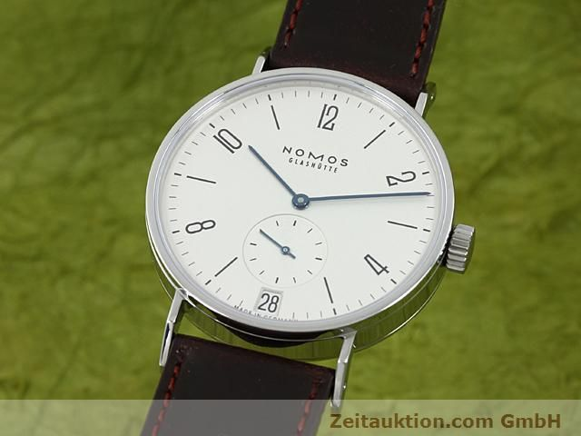 Used luxury watch Nomos Tangomat steel automatic Kal. 5891  | 140326 04