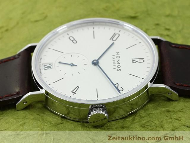Used luxury watch Nomos Tangomat steel automatic Kal. 5891  | 140326 05