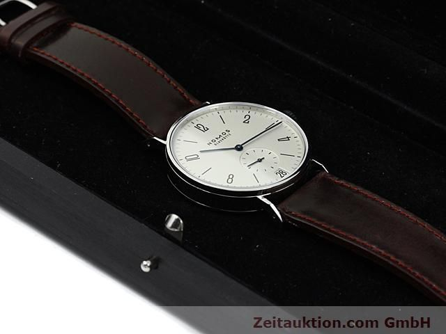 Used luxury watch Nomos Tangomat steel automatic Kal. 5891  | 140326 07