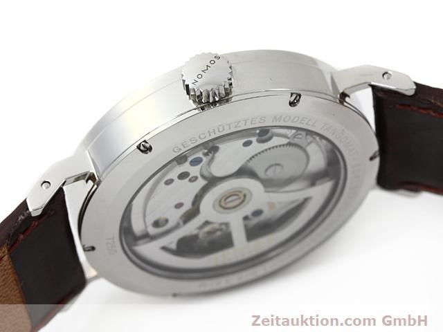 Used luxury watch Nomos Tangomat steel automatic Kal. 5891  | 140326 11