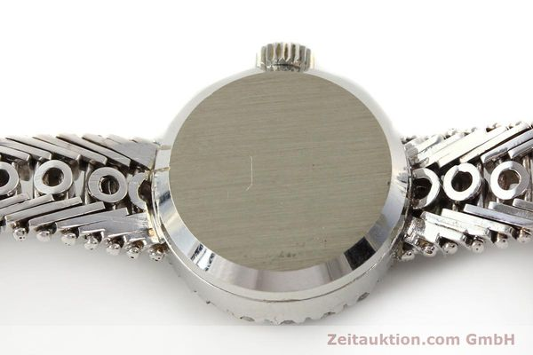 Used luxury watch Omega De Ville 18 ct white gold manual winding Kal. 485  | 140333 09