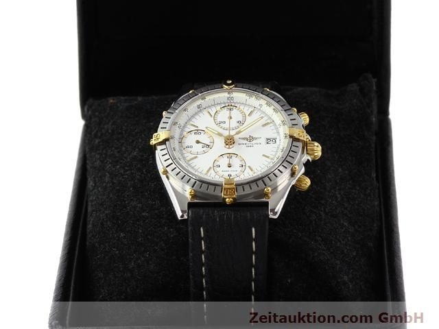Used luxury watch Breitling Chronomat gilt steel automatic Kal. ETA 7750 Ref. B13047  | 140337 07