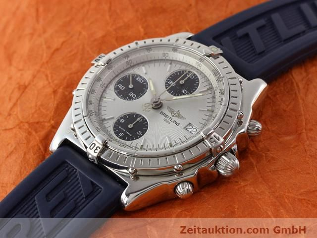 Used luxury watch Breitling Chronomat steel automatic Kal. ETA 7750 Ref. A13048  | 140340 01
